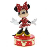 Minnie Mouse Trinket Box - DI109